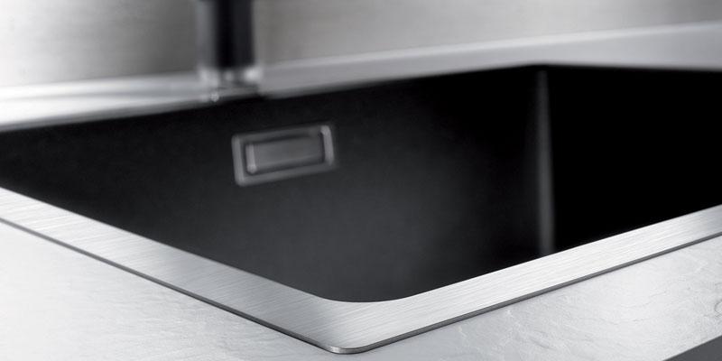 سینک ظرفشویی - سینک توکار