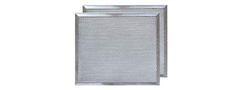 نگهداری هود - فیلتر آلومینیومی