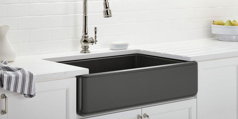 سینک ظرفشویی - سینک گرانیتی